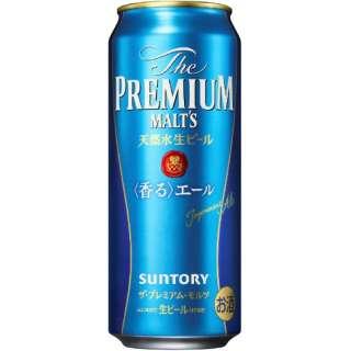 ザ・プレミアム・モルツ 香るエール 500ml(24本)【ビール】