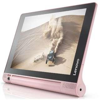 ZA090115JP Androidタブレット YOGA Tab 3 8 ローズゴールド [8型ワイド /ストレージ:16GB /Wi-Fiモデル]