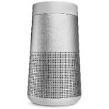 ブルートゥース スピーカー SLINKREVGRY グレー [Bluetooth対応 /防滴]