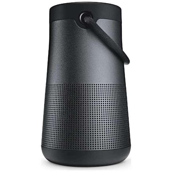 ブルートゥース スピーカー SLINKREVPLUSBLK ブラック [Bluetooth対応 /防滴]