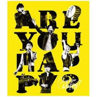 嵐/ARASHI LIVE TOUR 2016-2017 Are You Happy? Blu-ray 通常盤 【ブルーレイ ソフト】