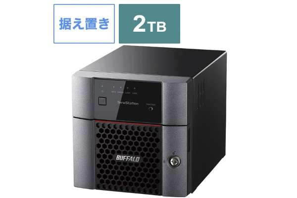 バッファロー TS3210DN0202(2TB)