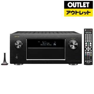 【アウトレット品】 AVサラウンドレシーバー 【ハイレゾ音源対応/9.2ch/Dolby Atmos対応】 AVR-X7200WA K ブラック 【外装不良品】