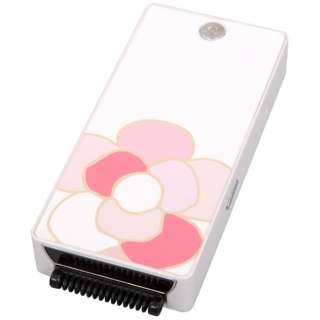 YMO-106 脱毛器 Heat Flash Depi(ヒートフラッシュデピ) 花柄 [フラッシュ式(光脱毛)]
