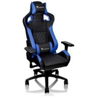 GC-GTF-BLMFDL-01 ゲーミングチェア GT Fit BLACK/BLUE