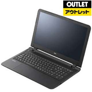 【アウトレット品】 15.6型ノートPC[ Win7 Pro・Core i5・HDD 500GB・メモリ 4GB ・Office Personal2013]PC-VJ22TFWL9ZTNWDZZY 【生産完了品】