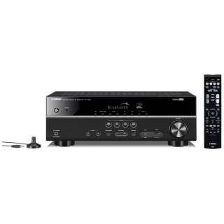 RX-V383B AVアンプ ブラック [Bluetooth対応 /ワイドFM対応 /5.1ch]