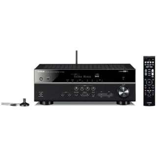 RX-V583B AVアンプ ブラック [ハイレゾ対応 /Bluetooth対応 /Wi-Fi対応 /ワイドFM対応 /5.1.2ch /DolbyAtmos対応]