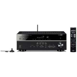 RX-V483B AVアンプ ブラック [ハイレゾ対応 /Bluetooth対応 /Wi-Fi対応 /ワイドFM対応 /5.1ch /DolbyAtmos対応]