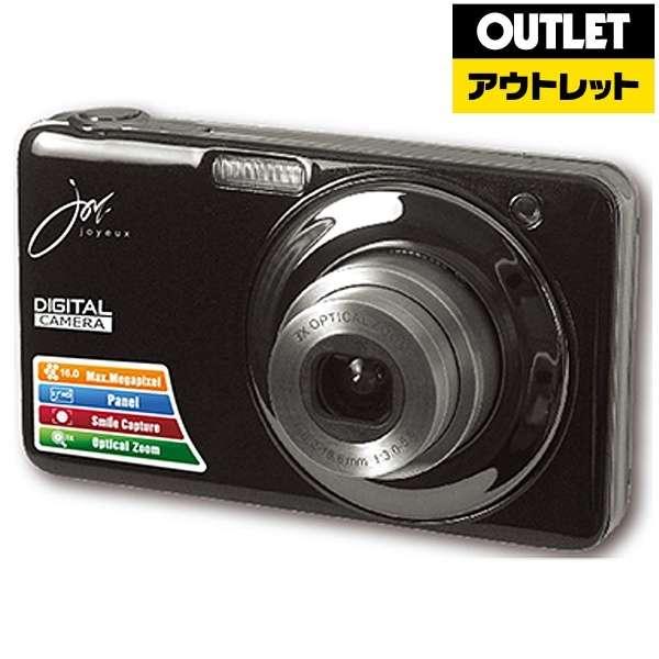 【アウトレット品】 コンパクトデジタルカメラ JOY-V600 ブラック 【生産完了品】