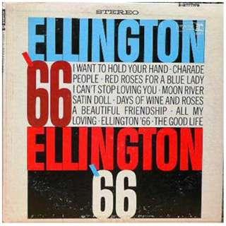 デューク・エリントン(p)/エリントン'66 完全限定盤 【CD】