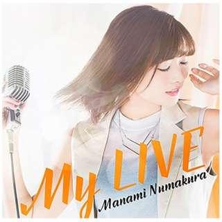 沼倉愛美/My LIVE 初回限定盤A 【CD】