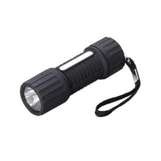 BKR110BK 懐中電灯 ブラック [LED /単4乾電池×3]