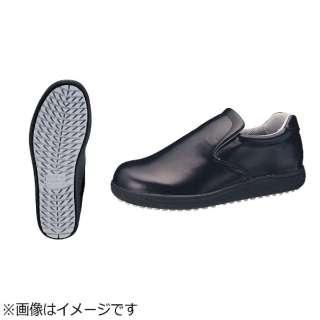 アキレス クッキングメイトスニーカー100 黒 25.0cm <SKT7607>