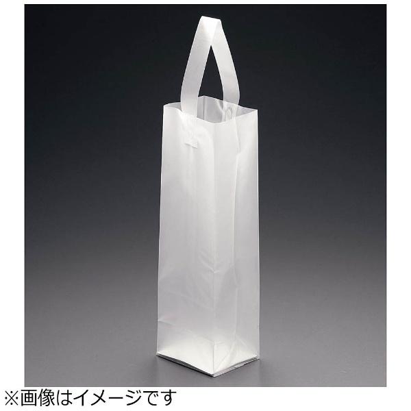 伊藤忠リーテイルリンク 伊藤忠 フロストワインバッグ 平紐 半透明 レギュラー×150枚:30枚×5袋