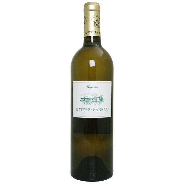 シャトー・ドゥ・マット・サブラン ヴィオニエ 750ml【白ワイン】