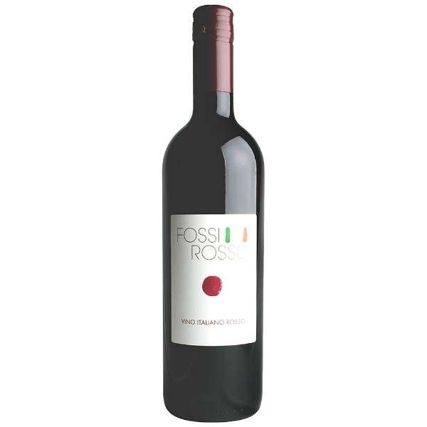 フォッシ ロッソ 750ml【赤ワイン】