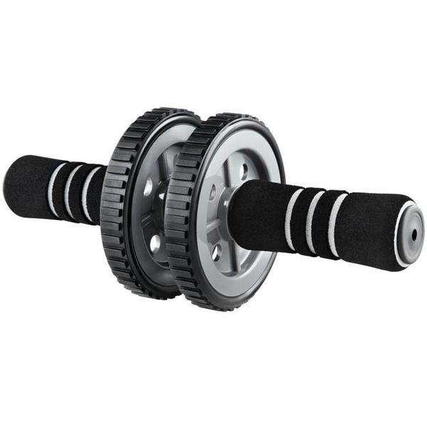 腹筋ローラー スマートローラー ヘヴィ(φ11×25.5cm/ブラック) 3B-4004