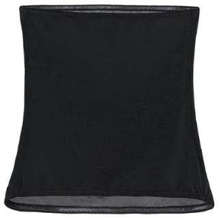 健康グッズ 明日から美腹開始します 男性用(Mサイズ:71~87cm/ブラック) 3B-3307