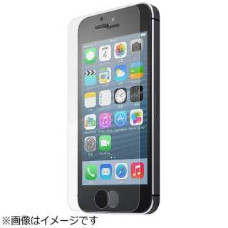 iPhone SE(第1世代)4インチ / 5c / 5s / 5用 GRAMAS Protection Glass アンチグレア GL-ISEAG