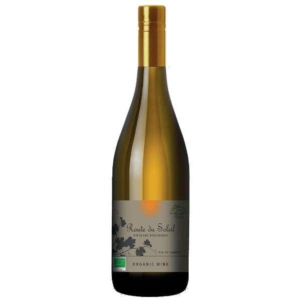 ルート・デュ・ソレイユ オーガニック ブラン 750ml【白ワイン】