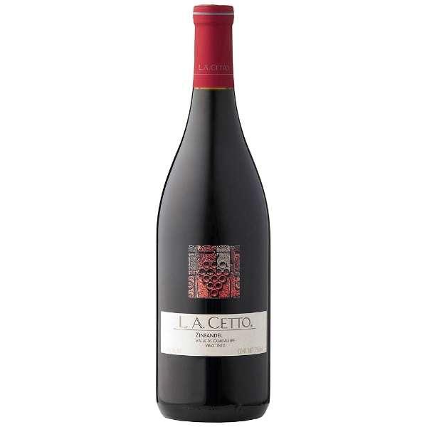 ラセット ジンファンデル 750ml【赤ワイン】