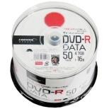 TYDR47JNP50SP データ用DVD-R TYコードシリーズ ホワイト [50枚 /4.7GB /インクジェットプリンター対応]