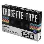 HDAT120N1P カセットテープ HIDISC [1本 /120分 /ノーマルポジション]