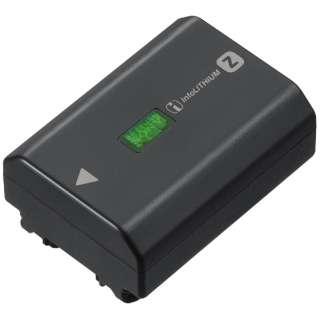 リチャージャブルバッテリーパック NP-FZ100