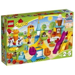 """LEGO(レゴ) 10840 デュプロ デュプロ(R)のまち """"おおきな遊園地"""""""