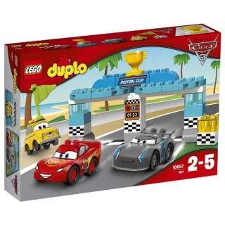 LEGO(レゴ) 10857 デュプロ ピストンカップレース