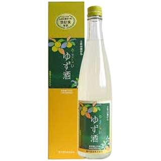 豊の梅 やさしいゆず酒 500ml【リキュール】
