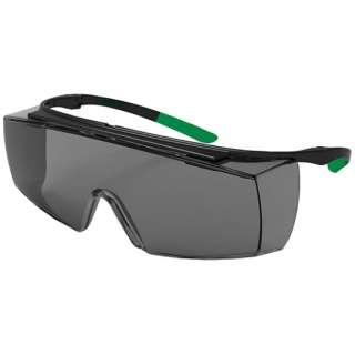 UVEX 一眼型遮光メガネ スーパー f OTG(遮光度#3) オーバーグラス 9169543