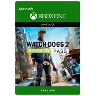 WatchDogs2-SeasonPass【XboxOneソフト[ダウンロード版]】