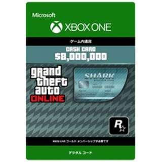 Grand Theft Auto V:メガロドンシャークマネカード【XboxOneソフト[ダウンロード版]】