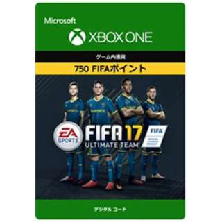 FIFA 17 Ultimate Team FIFA Points750【XboxOneソフト[ダウンロード版]】