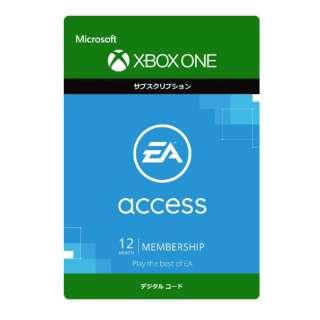 EA Access-12ヶ月メンバーシップEAの名作タイトルをプレイ【XboxOneソフト[ダウンロード版]】
