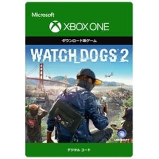 Watch Dogs2-Standard Edition【XboxOneソフト[ダウンロード版]】