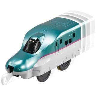 テコロでサウンドプラレール E5系新幹線はやぶさ