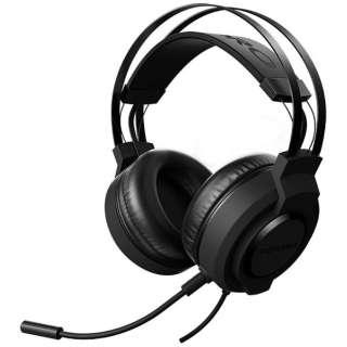 TS-A2 PRO-JP ゲーミングヘッドセット Olivant PRO ブラック [φ3.5mmミニプラグ /両耳 /ヘッドバンドタイプ]