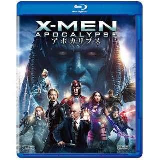 X-MEN:アポカリプス 【ブルーレイ ソフト】