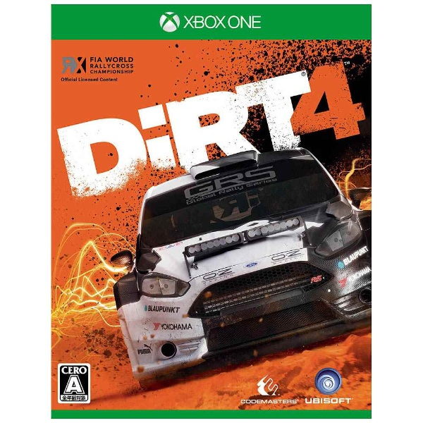 DiRT 4 [Xbox One]