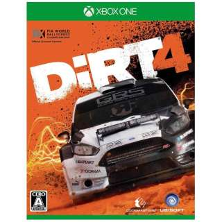 DiRT4【Xbox Oneゲームソフト】