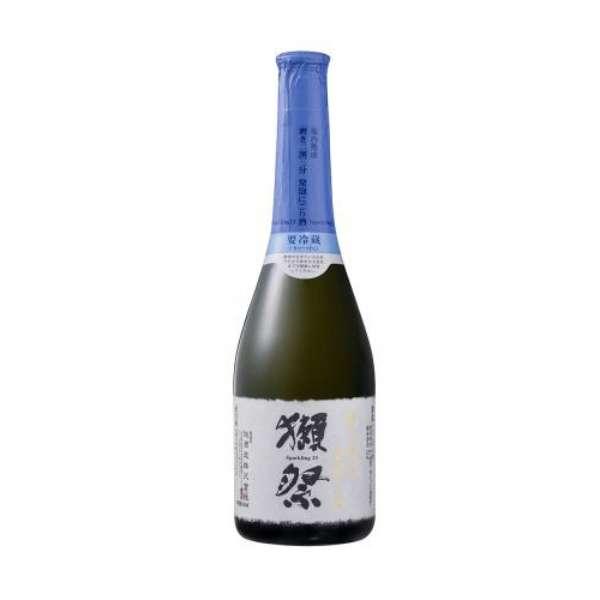 獺祭(だっさい) 純米大吟醸 磨き二割三分 発泡にごり酒 360ml【日本酒・清酒】
