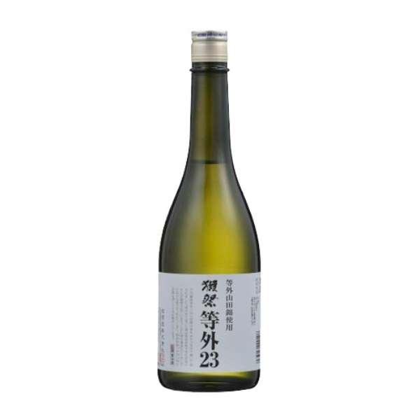 獺祭(だっさい) 等外23 生酒 720ml【日本酒・清酒】 [720ml]