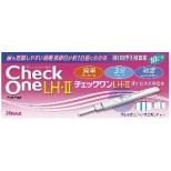 【第1類医薬品】 チェックワン LH・II排卵日予測検査薬(10回用)