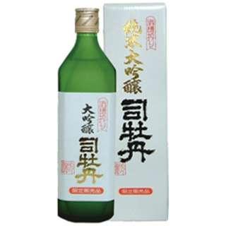 司牡丹 槽搾り 純米大吟醸 720ml【日本酒・清酒】