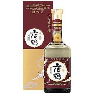 土佐鶴 大吟醸原酒 天平 720ml【日本酒・清酒】