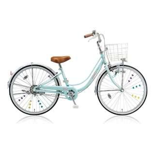 22型 子供用自転車 リコリーナ(E.Xミストグリーン/シングルシフト) RC20【2017年モデル】 【組立商品につき返品不可】