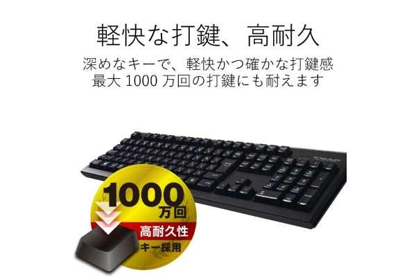 エレコム TK-FDM088TBK